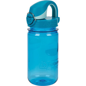 Nalgene Everyday OTF Drinking Bottle 350ml Kids ice-blue